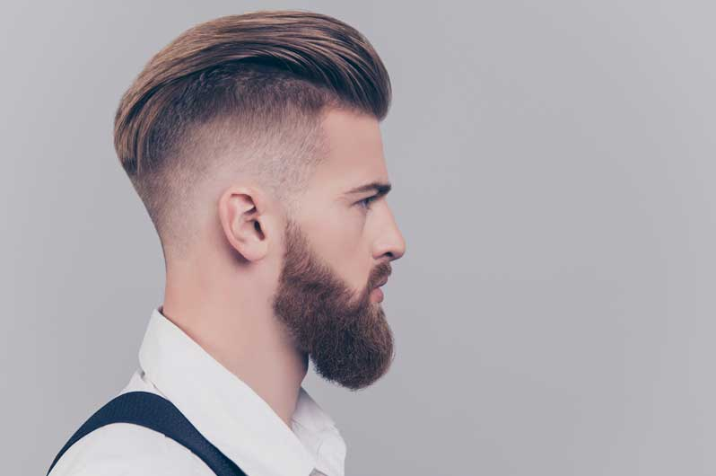 X5 Cuts Hair Styling